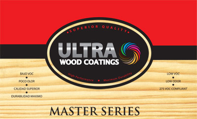 The New Ultra Master series compliant Laquer