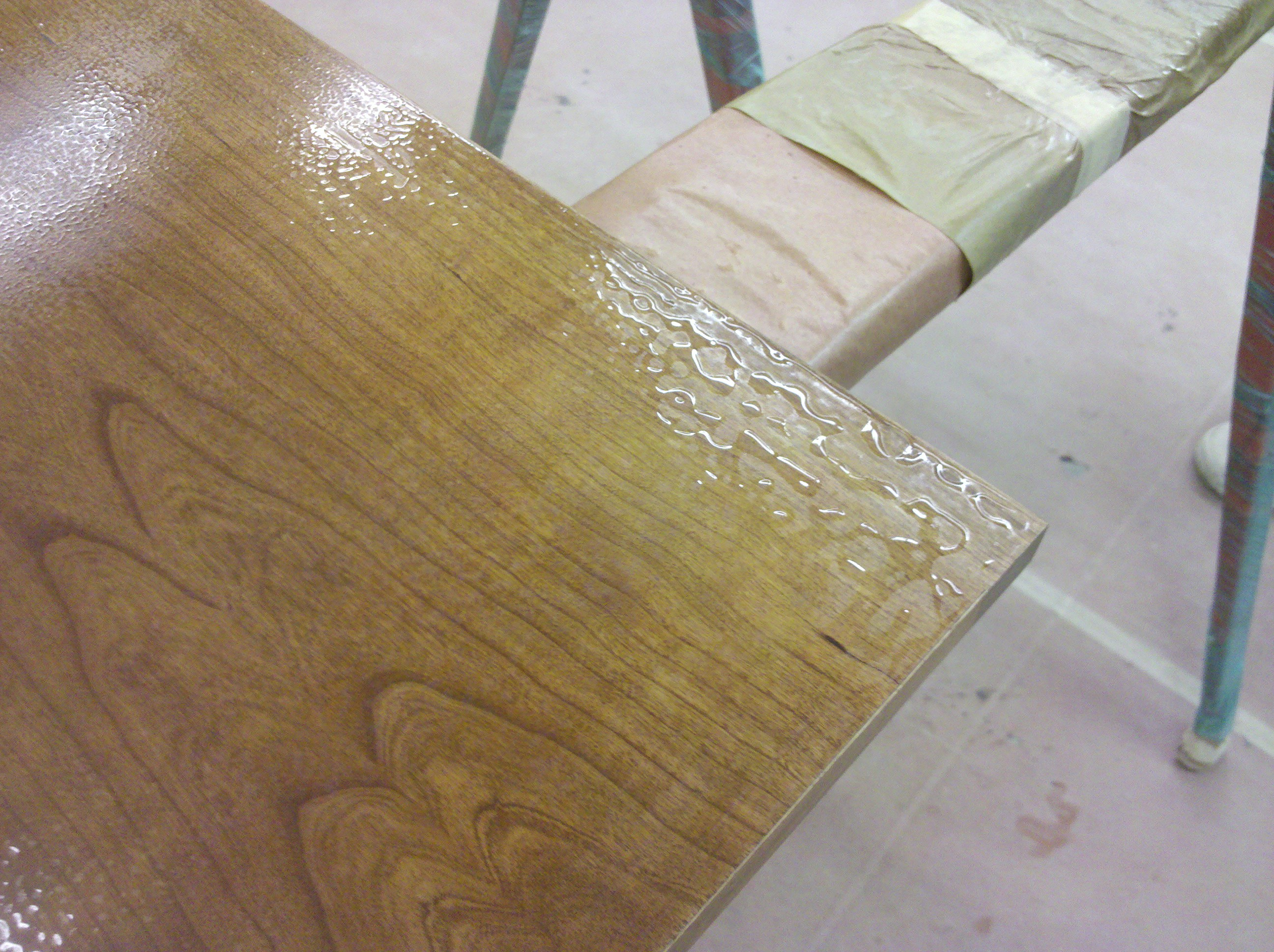 Lacquer Finishing 171 Woodfinishers Weblog